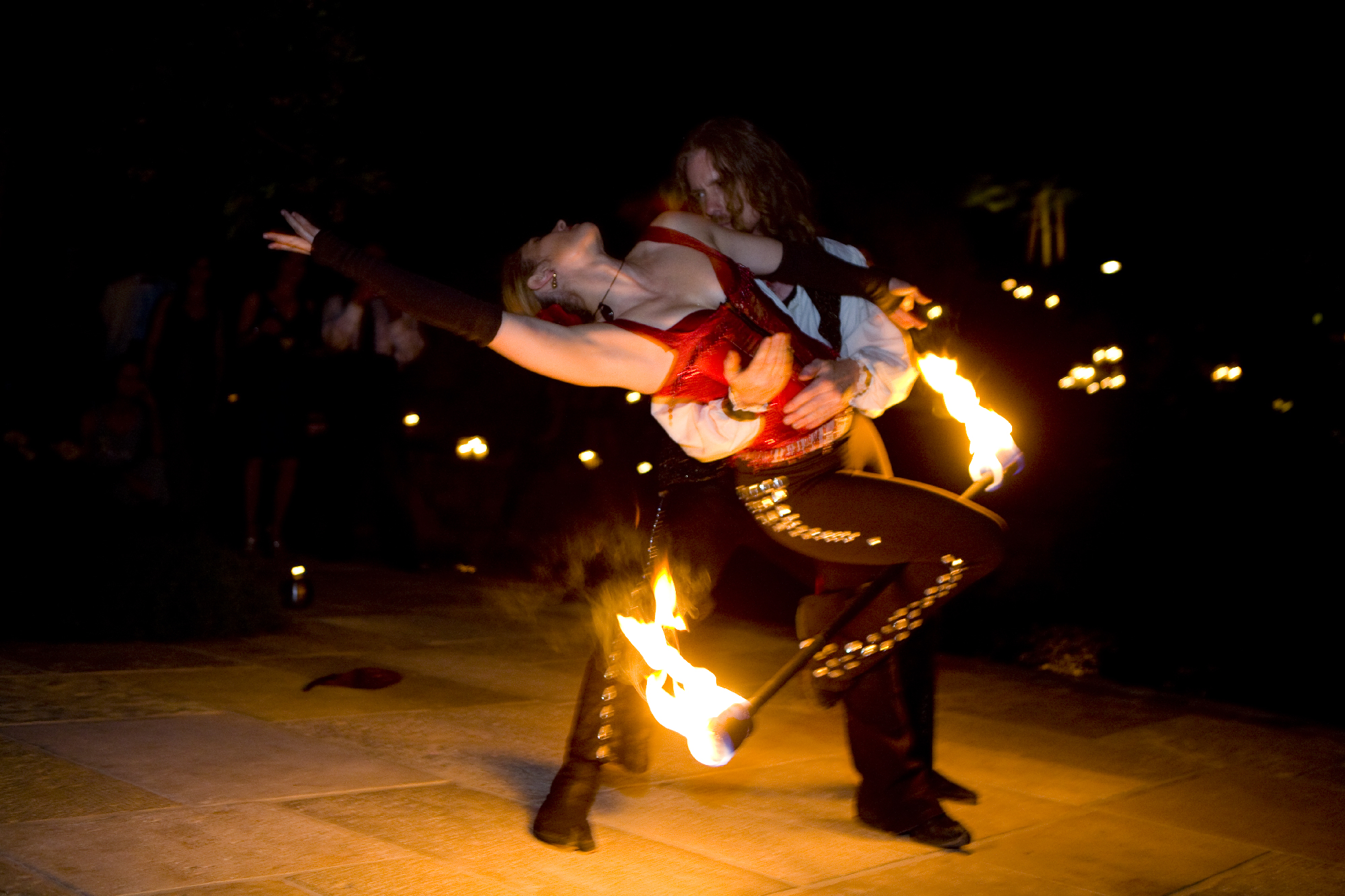 Elegant Fire Unique Entertainment For Wedding Reception